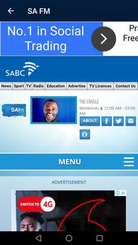 📻 SA FM App - SA FM Radio South Africa screenshot 2