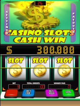 Real Casino - Free Slots Money Games screenshot 1