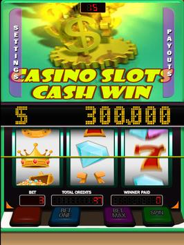 Real Casino - Free Slots Money Games screenshot 2