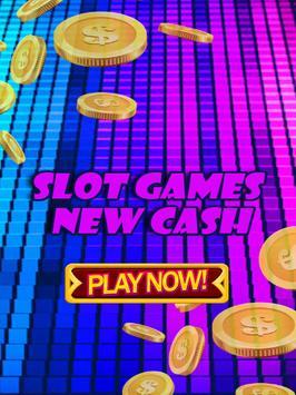 Slots Games Vegas Free Spins poster