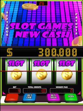 Slots Games Vegas Free Spins screenshot 1