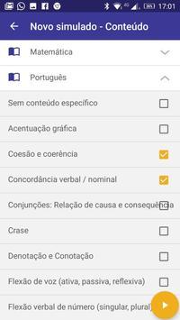 Simulado Já Concursos Públicos screenshot 3