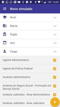 Simulado Já Concursos Públicos screenshot 1