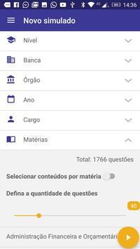 Simulado Já Concursos Públicos screenshot 2