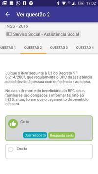 Simulado Já Concursos Públicos screenshot 4