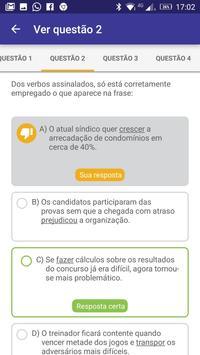 Simulado Já Concursos Públicos screenshot 5