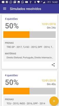 Simulado Já Concursos Públicos screenshot 6