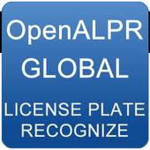 ALPR Global, LPR, License Plate Recognize icon