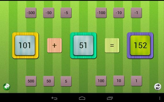 The Kids Calculator Lite apk screenshot