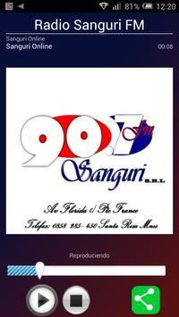 Radio Sanguri FM 90.7 poster