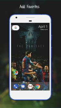 Barcelona Wallpaper HD screenshot 3
