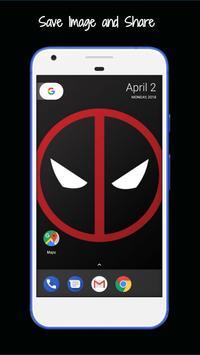 Deadpool Wallpaper HD poster