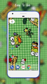 Keroppi Wallpaper HD poster