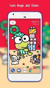 Keroppi Wallpaper HD screenshot 3