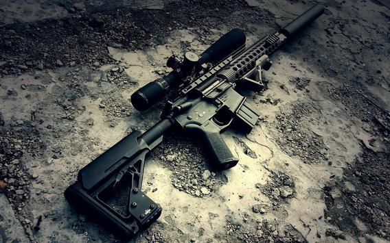 Weapons Wallpapers apk screenshot