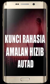 Kunci Rahasia Amalan Hizib Autad poster