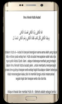 Kunci Rahasia Amalan Hizib Autad apk screenshot