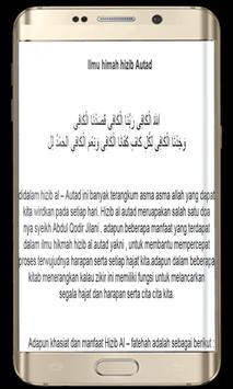 Kunci Rahasia Amalan Hizib Autad screenshot 1