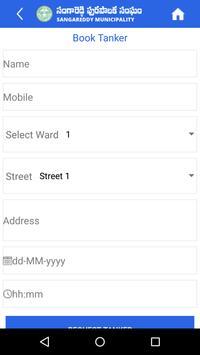 Sangareddy Municipality apk screenshot