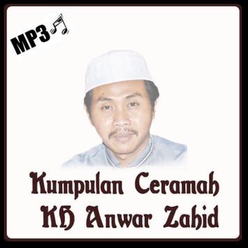 Ceramah Kocak KH Anwar Zahid poster