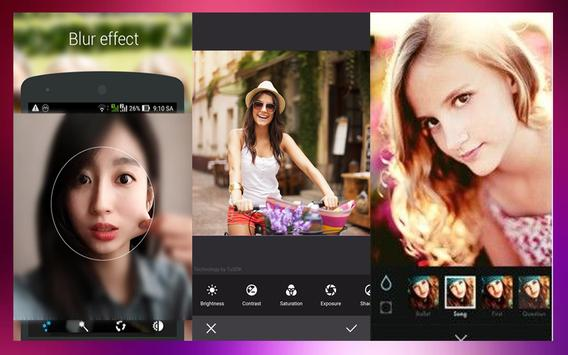 Camera Lovoo Selfie apk screenshot