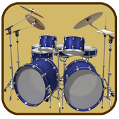 Drum Set - Rock icon