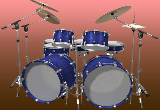 Drum Set - Rock screenshot 2