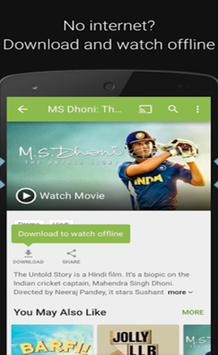 Hotstar Mobile screenshot 1