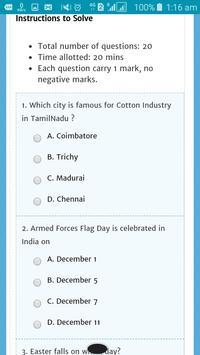 Online Exam Guru (NET) screenshot 4