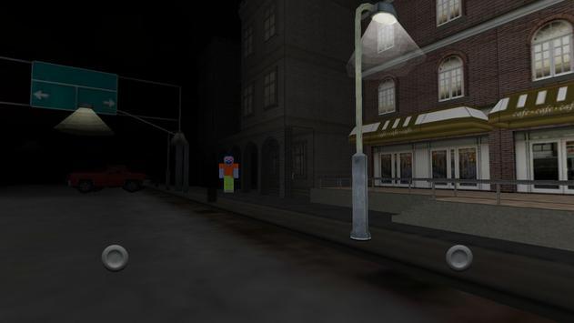 Angry Herobrine Return apk screenshot