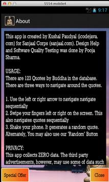 Best Quotes By Buddha screenshot 5
