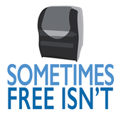Sometimes Free Isn't by San Jamar icon
