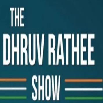 Dhruv Rathee Show poster