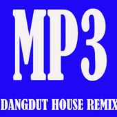 DANGDUT REMIX HOUSE BARU icon