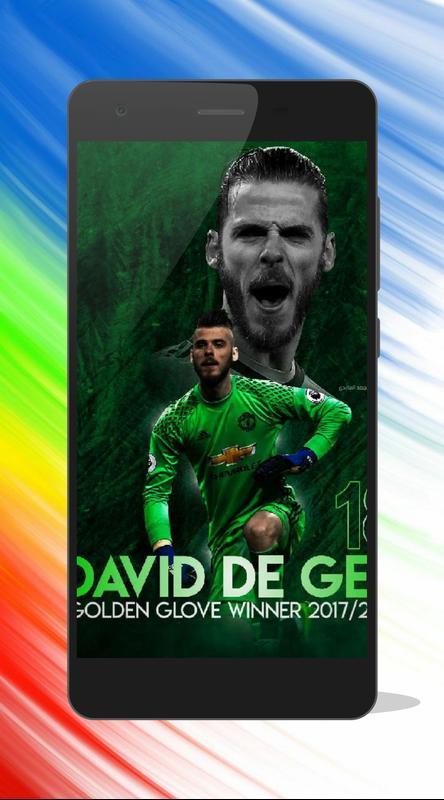 David De Gea Wallpaper For Android Apk Download