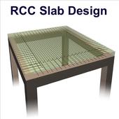 RCC Slab Design icon