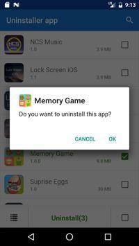 Delete Apps screenshot 3