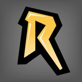 Raucous icon