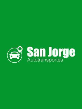 San Jorge Driver poster