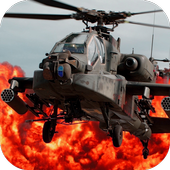 Helicopters 3D Live Wallpaper icon