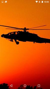 Helicopters 3D Live Wallpaper apk screenshot