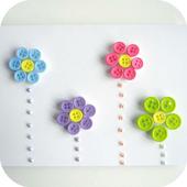 Button Craft Ideas icon