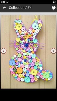 Button Craft Ideas poster