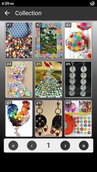 Button Craft Ideas apk screenshot