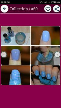 Nail Art Designs Step by Step apk screenshot