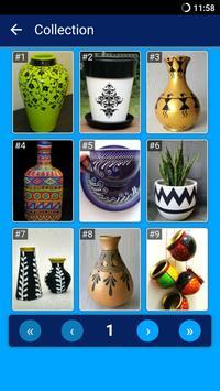 Pot Painting Ideas apk screenshot