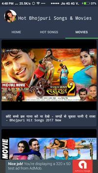 Hot Bhojpuri Songs & Movies screenshot 5