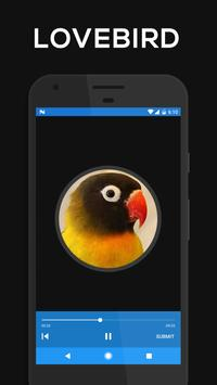 Lovebird Olive Hijau Mp3 apk screenshot