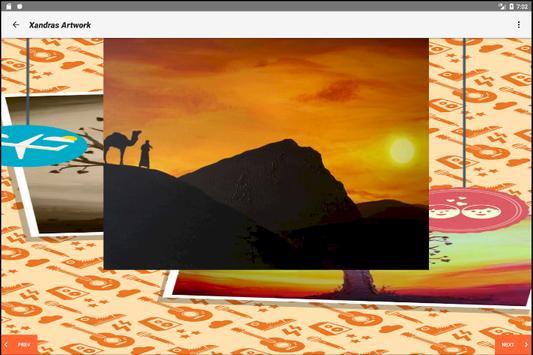 XandrasArtwork screenshot 18