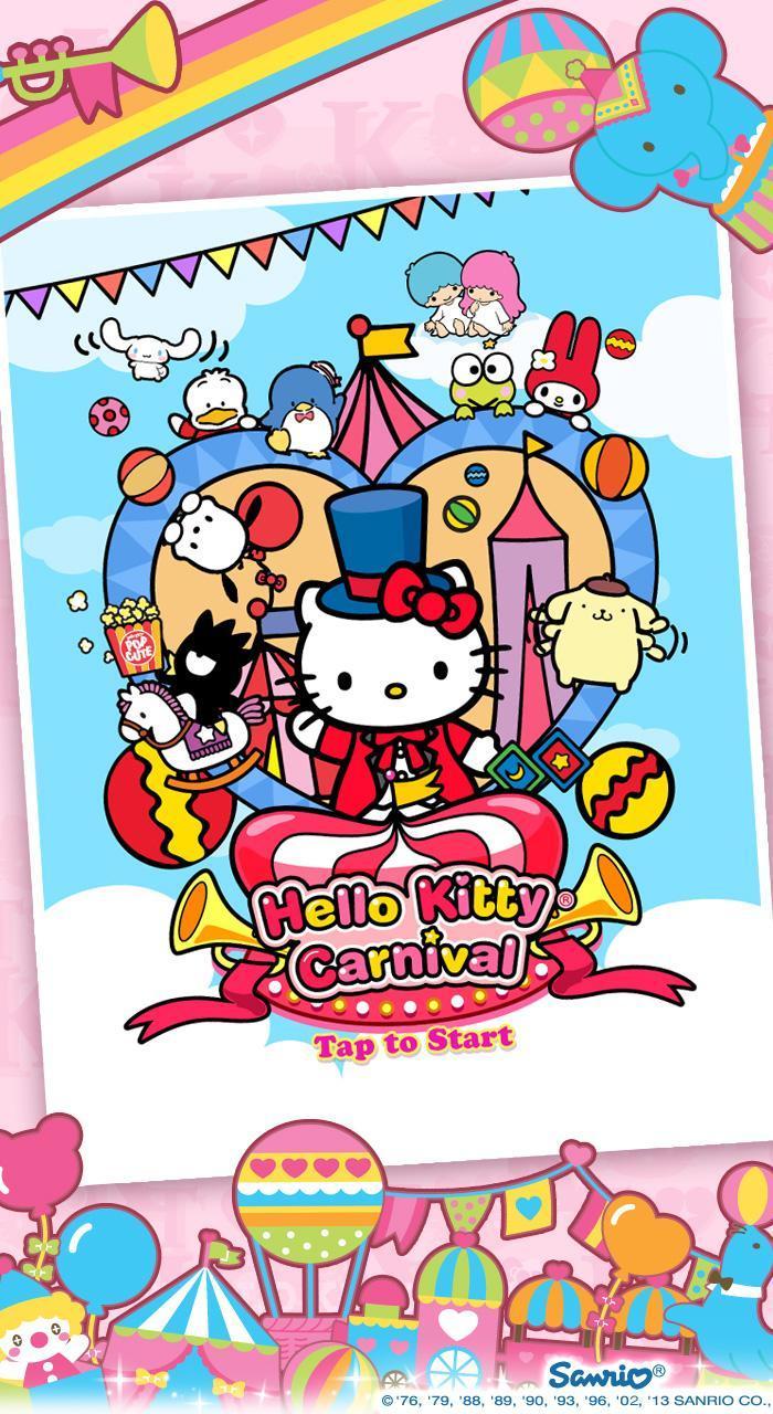 Hello Kitty Carnival Para Android Apk Baixar